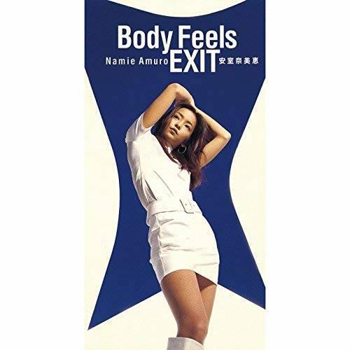 シングル「Body Feels EXIT」/安室奈美恵