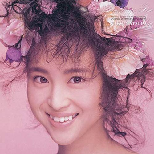 「Kimono Beat」収録アルバム『Strawberry Time』('87)/松田聖子