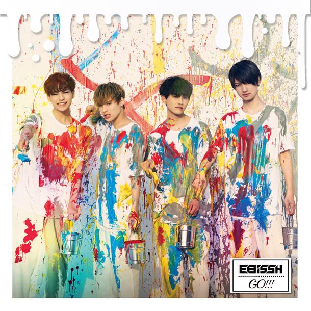 シングル「GO!!!」【TYPE-A】