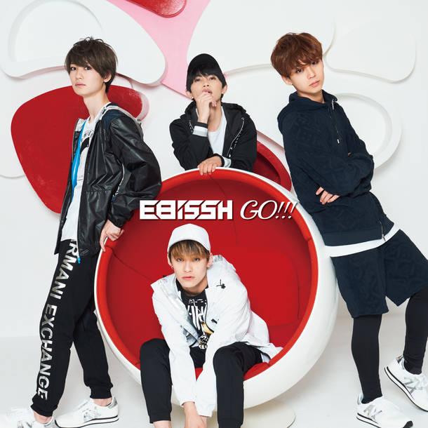 シングル「GO!!!」【TYPE-C】