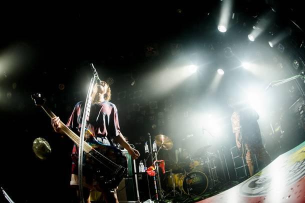 8月15日@渋谷クラブクアトロ