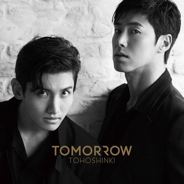 アルバム「TOMORROW」【通常盤】