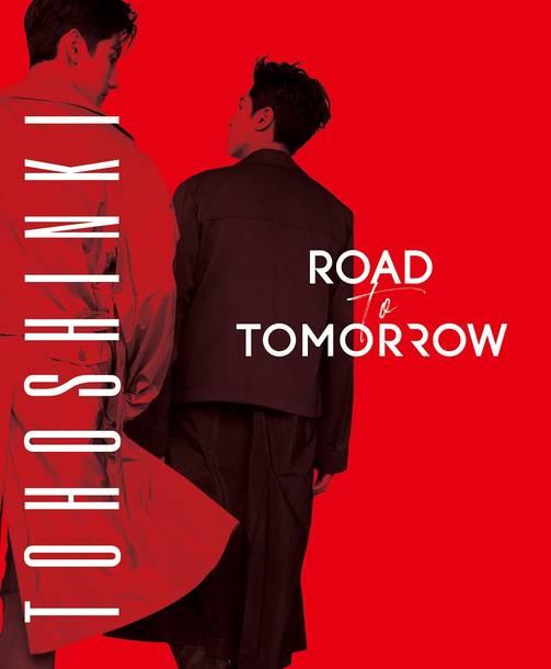 『東方神起 GALLERY「Road to TOMORROW」』