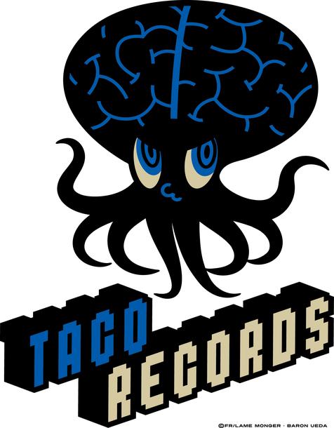 TACO RECORDSロゴ