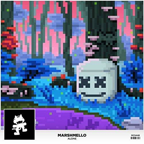 配信楽曲「Alone」/MARSHMELLO