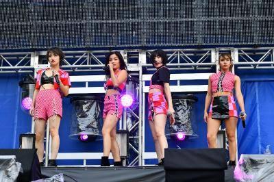 8月19日@『a-nation 2018 supported by dTV & dTVチャンネル』大阪公演