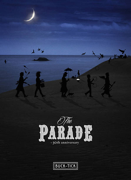 ライヴ映像作品『THE PARADE 〜30th anniversary〜』