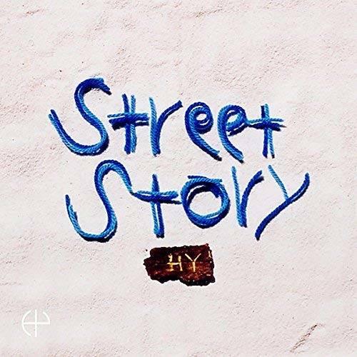 『Street Story』('03)/HY