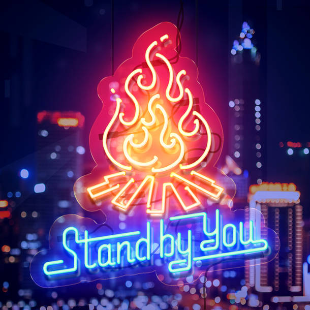 EP『Stand By You EP』【通常盤】