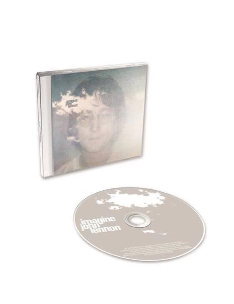 アルバム『イマジン:アルティメイト・コレクション』【1CD】展開図