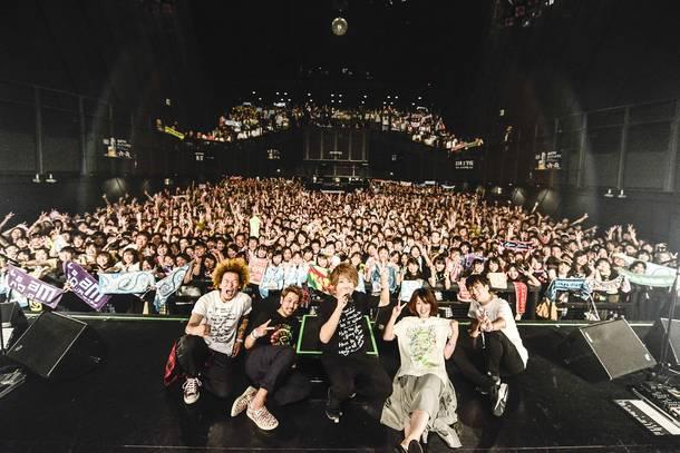 8月24日(金)@マイナビBLITZ赤坂