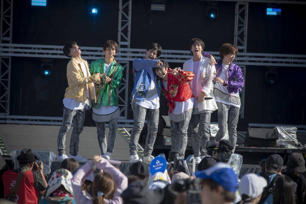 8月25日@『a-nation 2018』東京公演