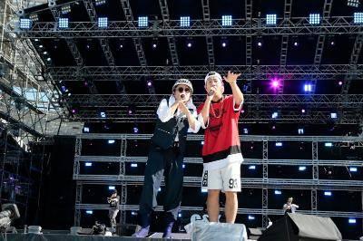 8月25日@『a-nation』東京公演(C&K)