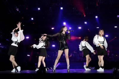 8月25日@『a-nation』東京公演(BoA)