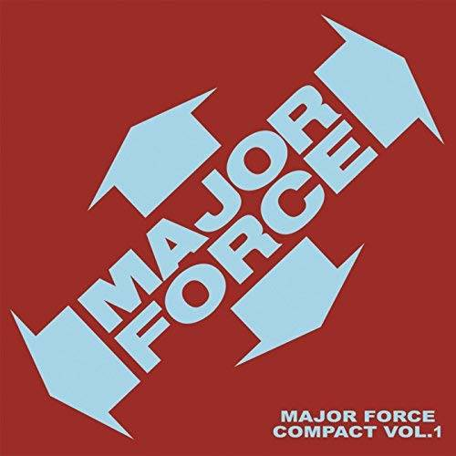 「YES,WE CAN CAN」収録アルバム『MAJOR FORCE COMPACT』/V.A.