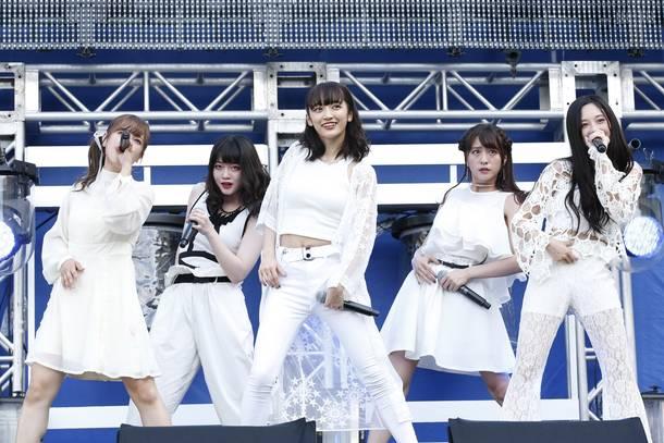 8月26日@『a-nation』東京公演(フェアリーズ)
