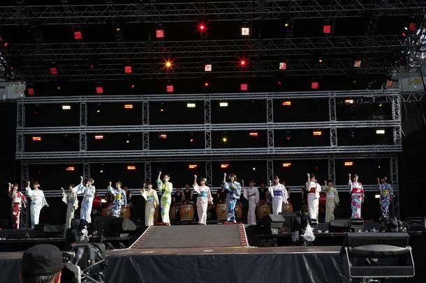 8月26日@『a-nation』東京公演(お台場ワンガン娘'18)