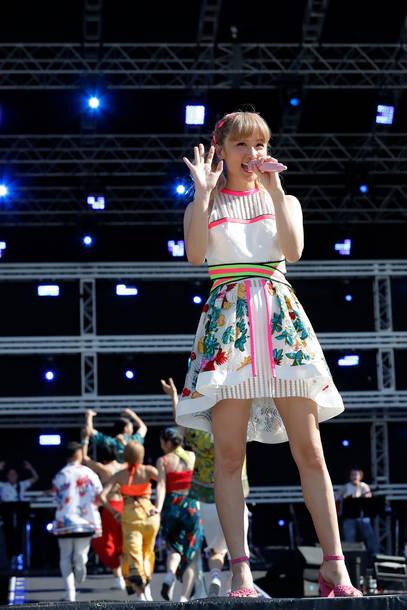 8月26日@『a-nation』東京公演(Dream Ami)