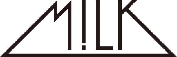 M!LK ロゴ