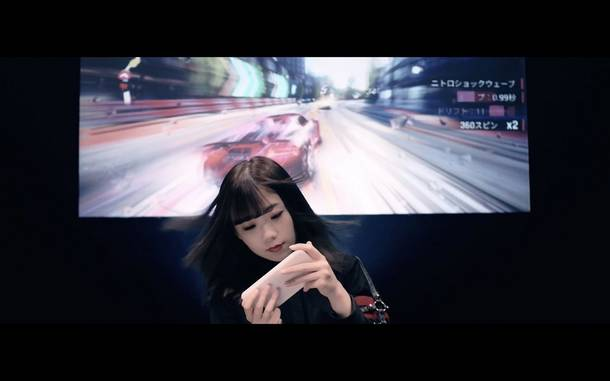 「Taking you out」MV