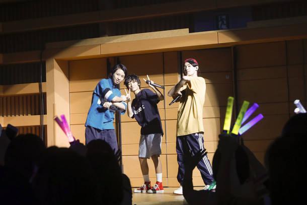 2018年8月29日 at 東京国際フォーラム ホールA(HONG¥O.JP)