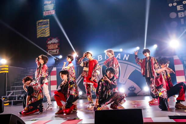 2018年8月29日 at 東京国際フォーラム ホールA(SUPER★DRAGON)