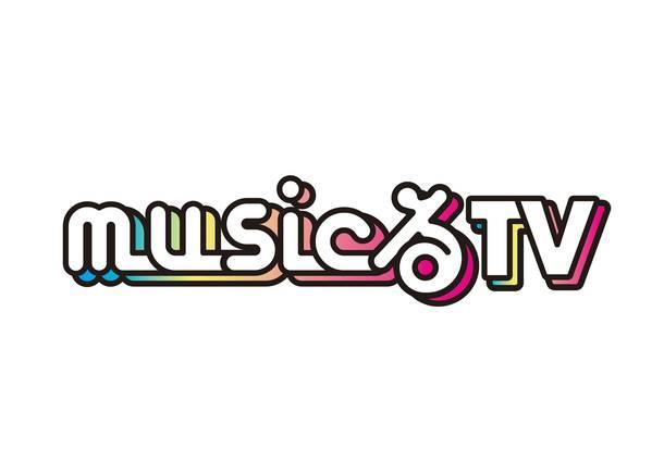 TV『musicるTV』ロゴ