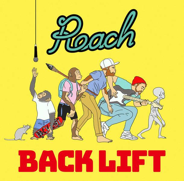 ミニアルバム『Reach』