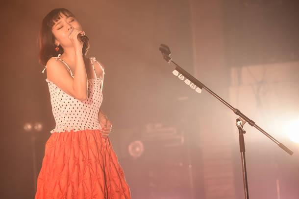 2018年8月26日 at 東京キネマ倶楽部(吉澤嘉代子)