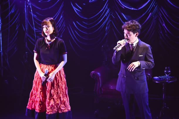 2018年8月26日 at 東京キネマ倶楽部(清 竜人×吉澤嘉代子)