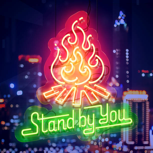 EP『Stand By You EP』【初回限定盤】(CD+DVD)
