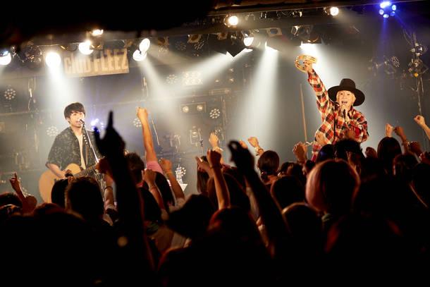 9月1日@群馬・club FLEEZ
