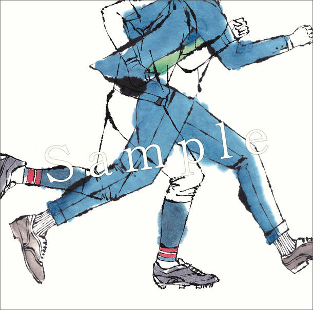アルバム『半径50センチ』アナザージャケット(表)