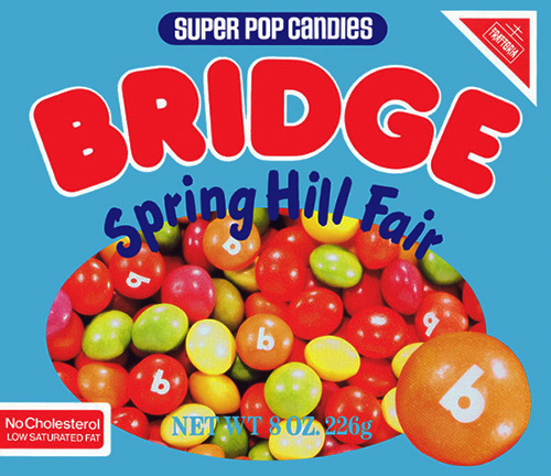 『SPRING HILL FAIR』('93)/Bridge