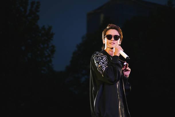 2018年9月2日 at 日比谷野外音楽堂