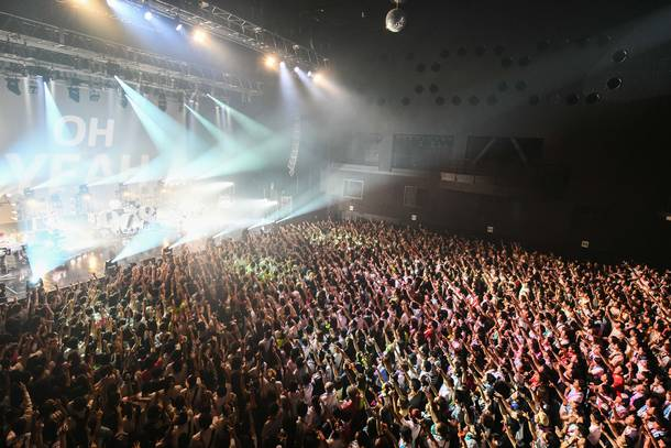 9月8日@Zepp Osaka Bayside