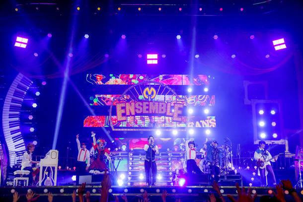 【Mrs. GREEN APPLE  ライヴレポート】 『ENSEMBLE TOUR 「〜ソワレ・ ドゥ・ラ・ブリュ〜」』 2018年9月9日  at 幕張メッセ 国際展示場