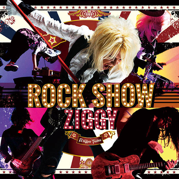 ZIGGY『ROCK SHOW』