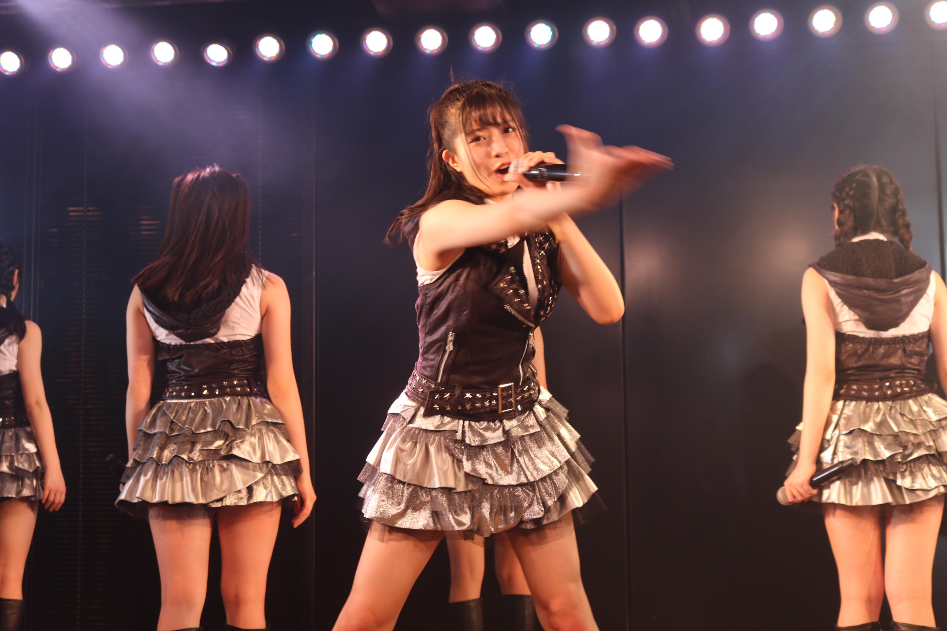 牧野アンナプロデュース「ヤバいよ!ついて来れんのか?!」公演での行天優莉奈
