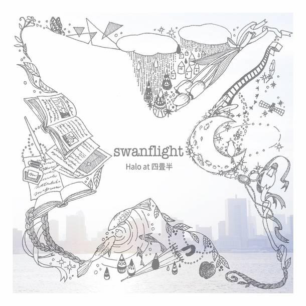 アルバム『swanflight』【通常盤】
