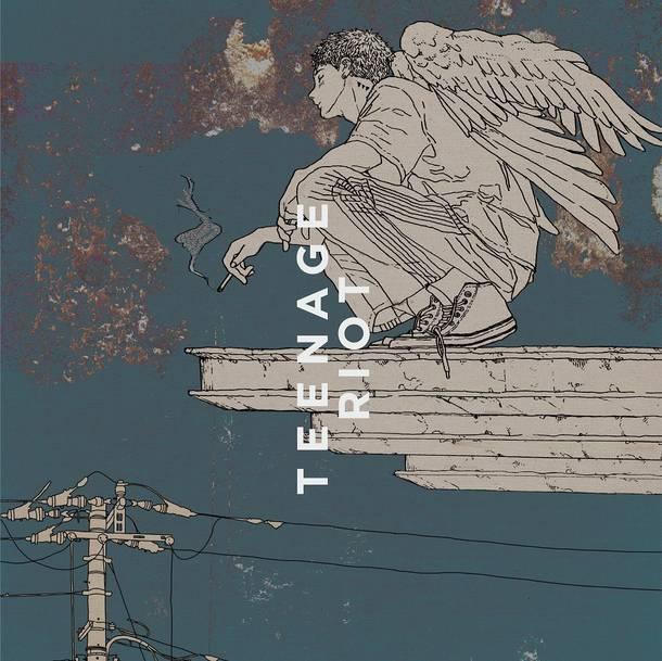 シングル「Flamingo / TEENAGE RIOT」【ティーンエイジ盤(初回限定)】