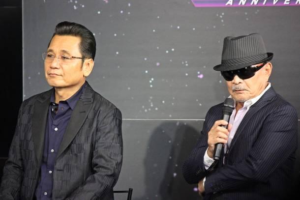 9月13日に開催された人気マンガ『北斗の拳』35周年記念イベント『伝承式』