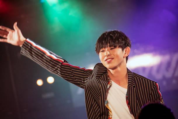 9月16日@東京・Shibuya Milkyway(第二部)