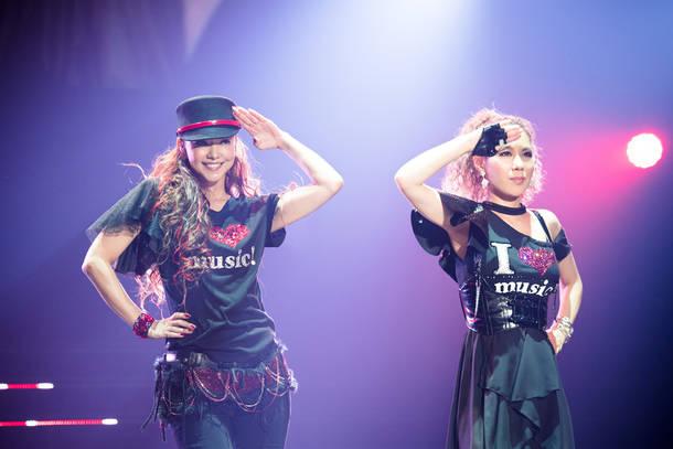 9月15日(土)@『We ♥ NAMIE HANABI SHOW supported by セブン-イレブン』(安室奈美恵 with DOUBLE )