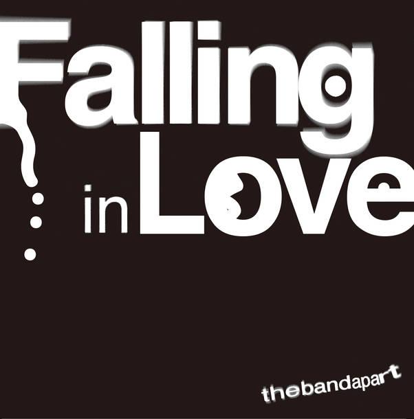 シングル「Break It Down / Falling in Love」/Keishi Tanaka × the band apart
