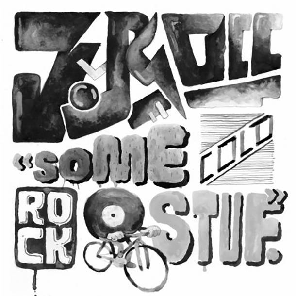 「Stay Fresh」収録アルバム『Some Cold Rock Stuf』/J.ROCC