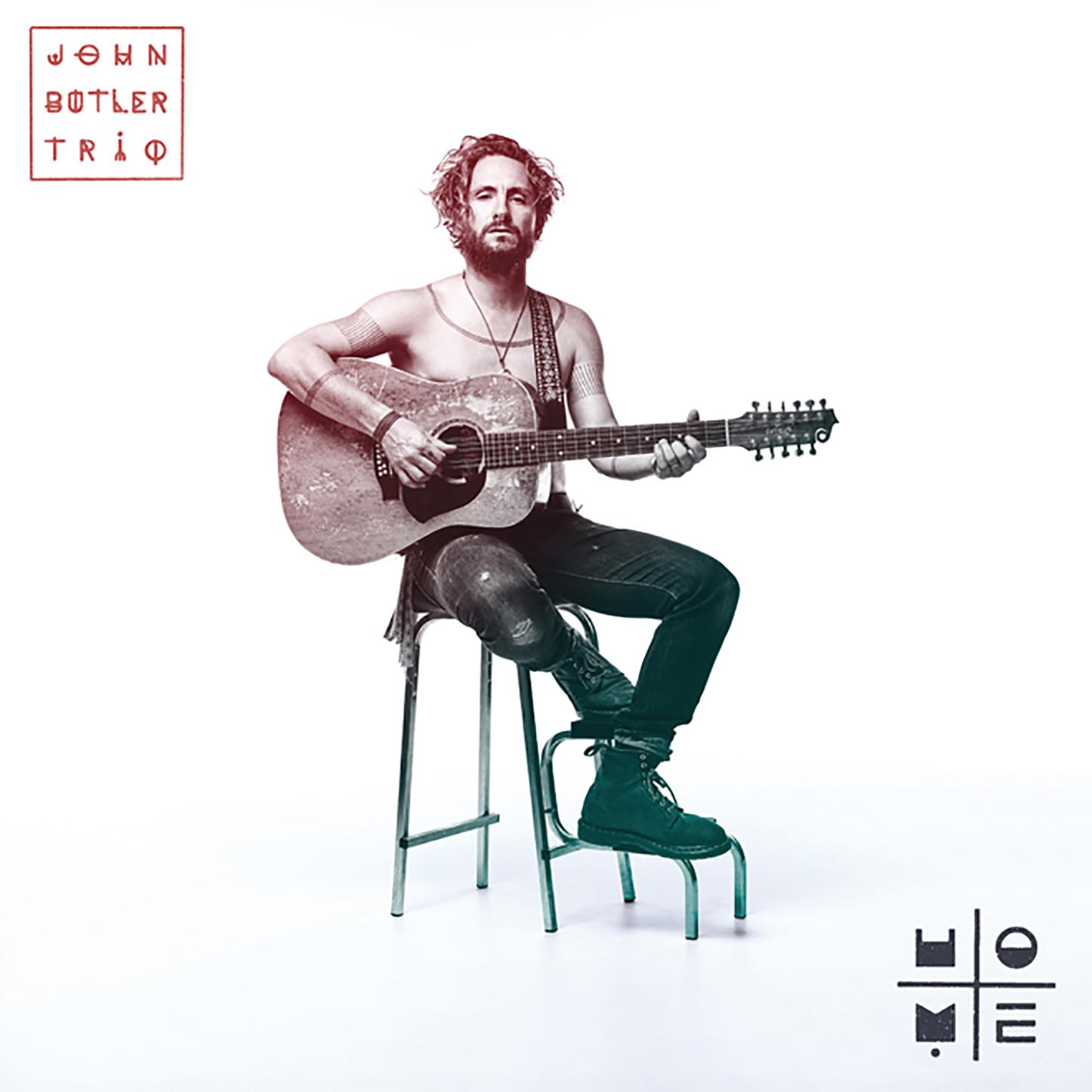 「HOME」収録アルバム『HOME』/JOHN BUTLER TRIO +