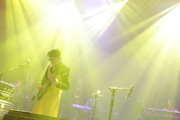 9月22日(土)@東京・人見記念講堂 (C)TAKASHI OKAMOTO