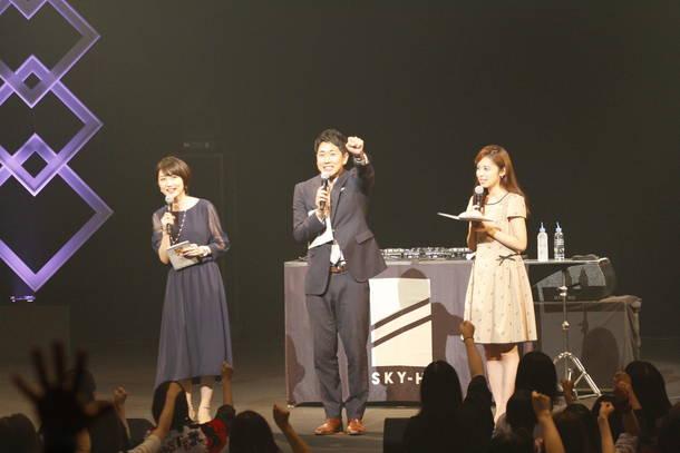 9月23日(日)@『めざましライブ〜日本お元気キャラバン』(めざましじゃんけん)