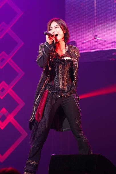 9月23日(日)@『めざましライブ〜日本お元気キャラバン』(AKIRA)